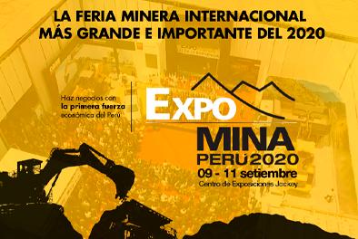 EXPO MINA PERU 2020
